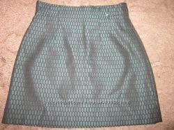 Фирменная юбка H&M   размер XS-S