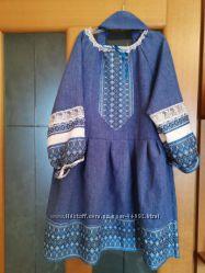 Платье-вышиванка