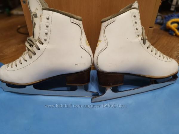 Фигурные коньки GRAF Prestige, 6L