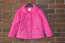 Укороченное стеганное пальто Crazy8, 4-5y