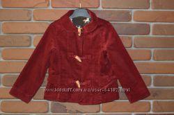 Вельветовый пиджак Crazy8, размер 4-5y