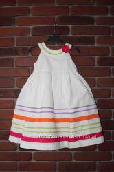 Нарядное летнее платье Gymboree, 4Т
