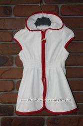 Махровое платье-халат на пляж Gymboree, 18-24м