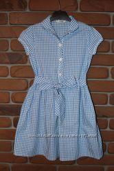 Платье в клетку George, 7-8