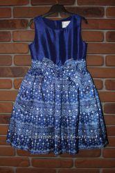Нарядное платье Gymboree, размер 7