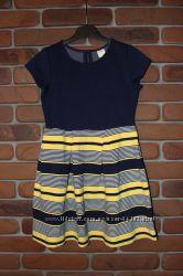 Трикотажное платье Gymboree, размер 7-8