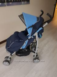 Прогулочная коляска Espiro Active