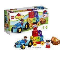 Конструктор LEGO DUPLO 10615 Мой первый трактор