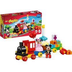 Конструктор LEGO DUPLO 10597 Дупло День рождения с Микки и Минни