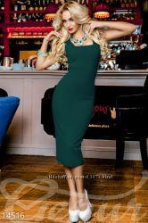 Облегающее платье Gepur