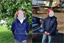 куртчка на рост 140см Regatta