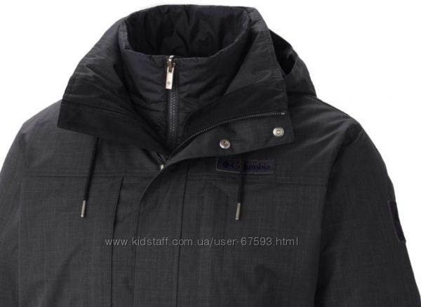 куртка  Columbia 3 в 1