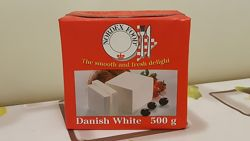 Сыр фета Danish White 500 грамм