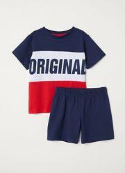 Пижамка для мальчиков от H&M р.110-116