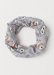 Шарф-снуд H&M Frozen Unicorn