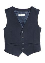 Рубашки, жилеты и пиджаки для мальчиков от H&M и Kiabi