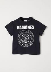 Футболка Ramones H&M р.50