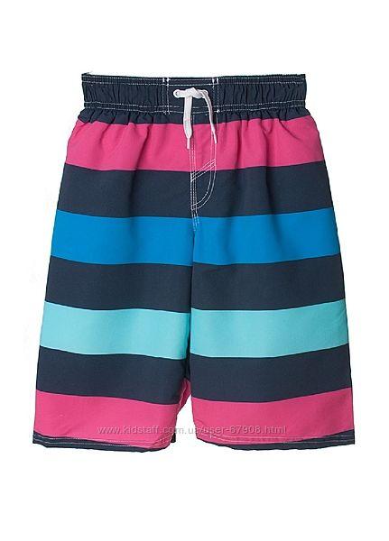 Плавки и шорты от H&M, Kiabi и C&A