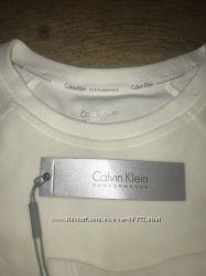 Новый плюшевый велюровый пуловер Calvin Klein, Оригинал