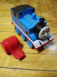 Игрушка Паровозик Томас со свистком TOMY 4571