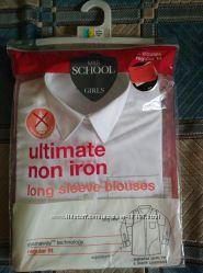 школьная блуза Marks&Spencer Англия 6-7