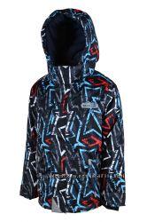 Зимняя термокуртка Граффити 98-158р. Pidilidi Ski tour