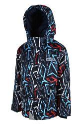 Зимняя термокуртка Граффити 98-134р. Pidilidi Ski tour