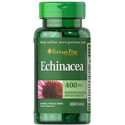 Echinacea 400 mg - 100 капсул
