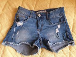 Крутые джинсовые шорты от Tiffosi