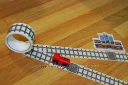 Железная дорога, авто, вело. 40м. трека