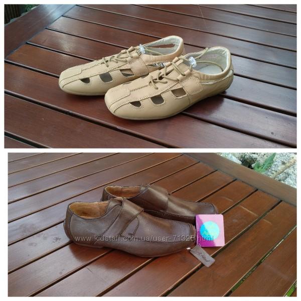 Туфли и мокасины для мальчика, 34 и 35р.