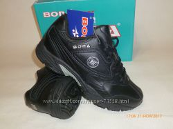 Кожаные зимние кроссовки Bona 37-40р