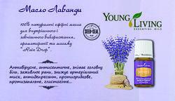 Натуральные эфирные масла Янг Ливинг