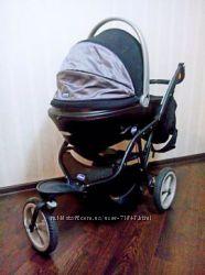 Трехколесная коляска Chicco S3 2 в 1