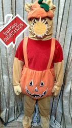 Карнавальный костюм тыква гарбуз хэллоуин хелувин