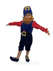 Прокат карнавальный костюм гномика гнома