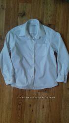 Рубашка Marks and Spencer  8-9 лет
