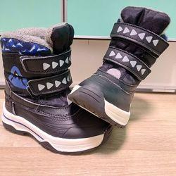 Зимние ботинки lupilu р.23 идеальное состояние