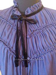Шелковая блуза фирмы Naf Naf