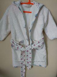 Махровый халат фирмы Zara