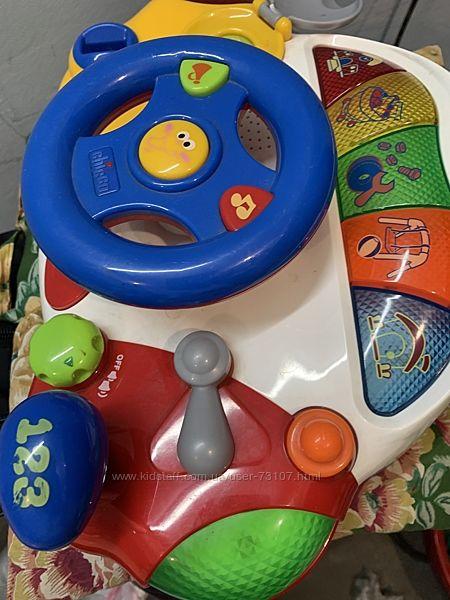 Чикко игрушка музыкальная развивающая