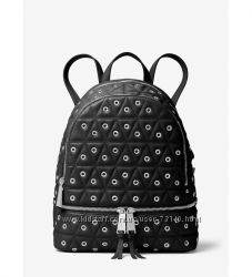 Рюкзак RHEA GROMMETED leather backpack от MICHAEL KORS