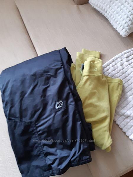 лыжные брюки и флис - К2 Colmar