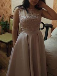 Платье тройка для выпускного