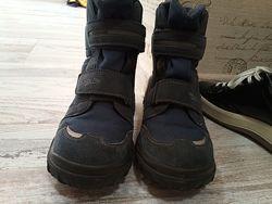 Супер ботинки зимние superfit
