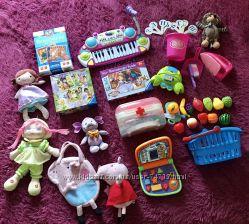 Продам наши фирменные игрушки Fisher Price, Mothercare, Joy Toy, Smoby
