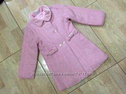 Красивое пальто твидовое Ladybird, 3-5 лет
