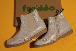 Демисезонные фирменные нарядные модные полусапожки Froddo