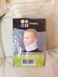 Бандаж для фиксации шеи ребенку