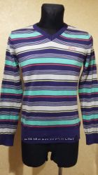 Стильный и яркий фирменный свитер. Бренд Jack&Jones. Оригинал. Дания